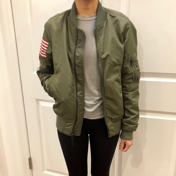 Denim & Supply Ralph Lauren Jackets & Blazers - Denim & Supply Ralph Lauren aviator bomber